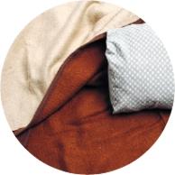 布団などの寝具類
