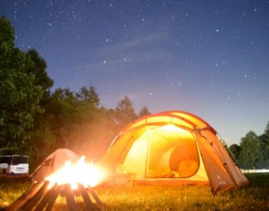 テントの宅配クリーニング